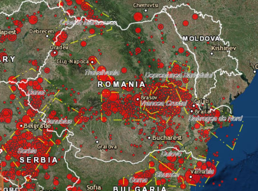 Harta seismica romania.PNG